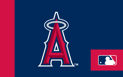 MLB Los Angeles Angels Cases and Skins