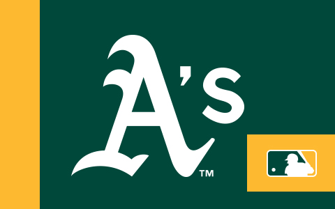 MLB Oakland Athletics Cases and Skins