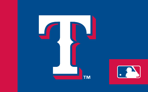 MLB Texas Rangers Cases and Skins