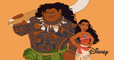 Designs Mob Moana Phone Cases and Skins