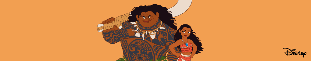 Designs Moana Phone Cases and Skins