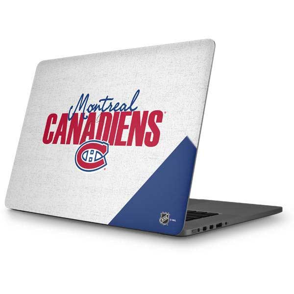 Montreal Canadiens MacBook Skins