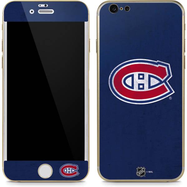 Montreal Canadiens Phone Skins