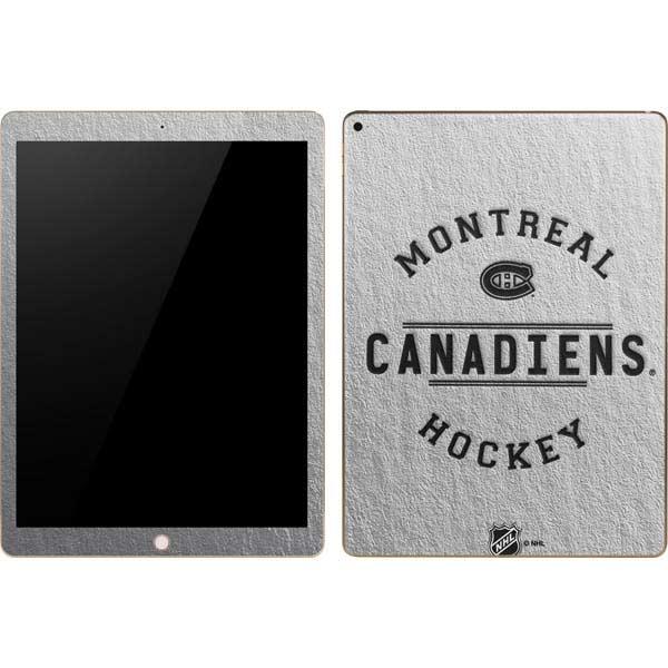 Montreal Canadiens Tablet Skins