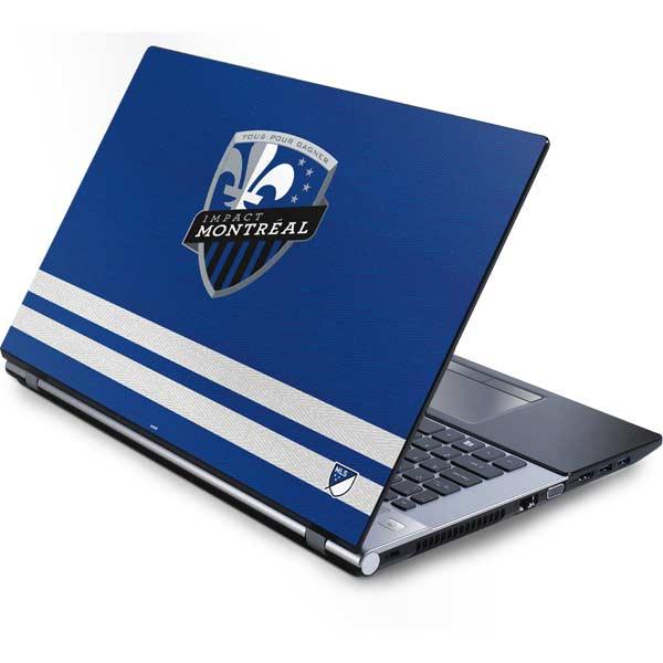 Montreal Impact Laptop Skins