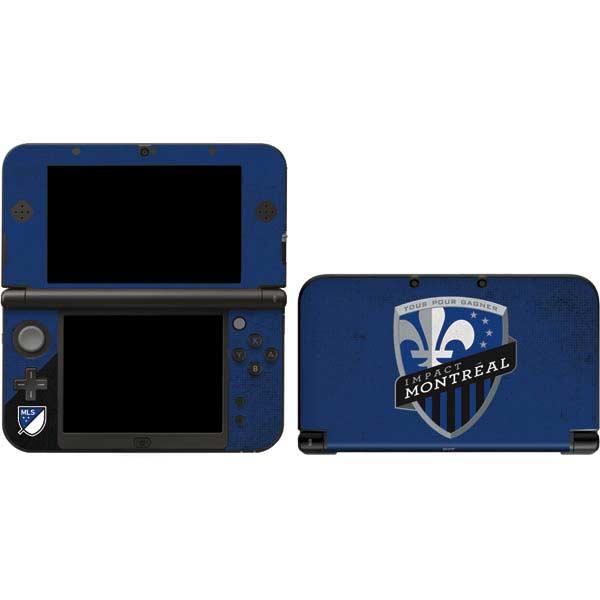 Montreal Impact Nintendo Gaming Skins