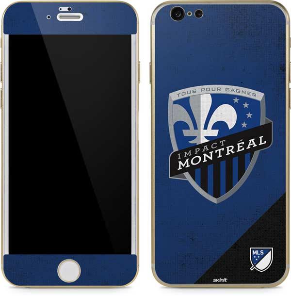 Montreal Impact Phone Skins
