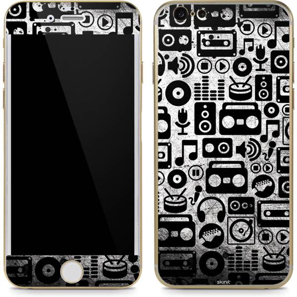 Shop Music Phone Skins