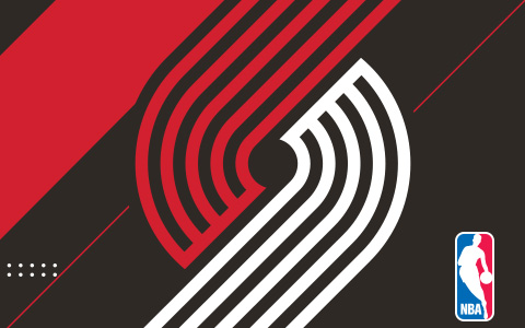 NBA Portland Trail Blazers Cases and Skins