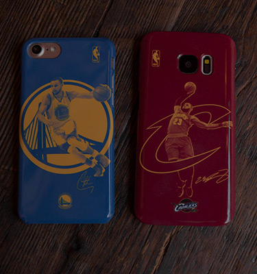 huge discount 44d4c 6afbc NBA x Skinit | Official NBA Team Cases & Decal Skins