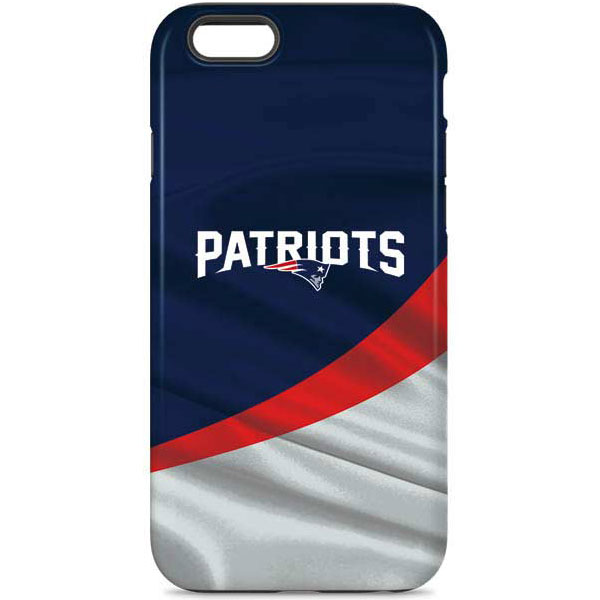 Shop New England Patriots iPhone Cases