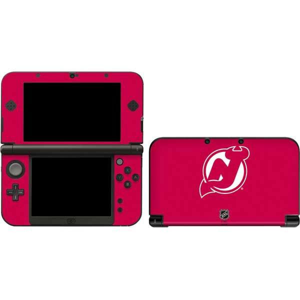 New Jersey Devils Nintendo Gaming Skins