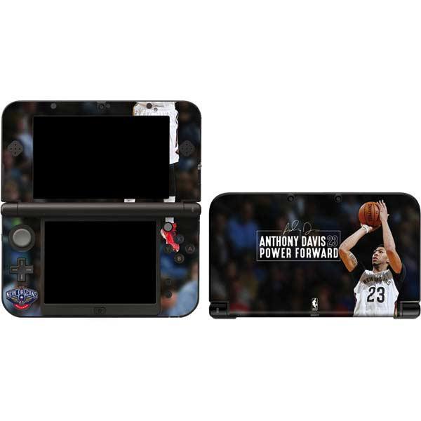 New Orleans Pelicans Nintendo Gaming Skins