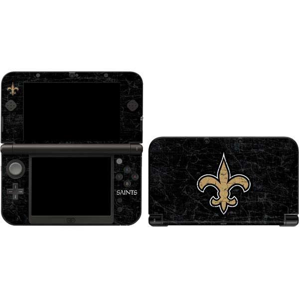 New Orleans Saints Nintendo Gaming Skins