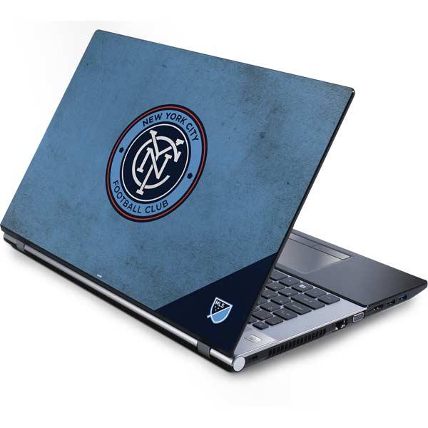 Shop New York City FC Laptop Skins