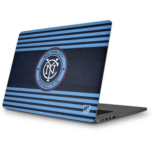 Shop New York City FC MacBook Skins