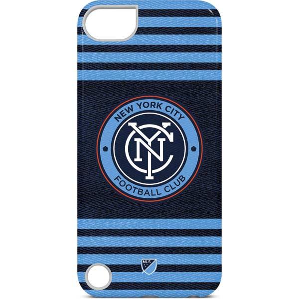 Shop New York City FC MP3 Cases