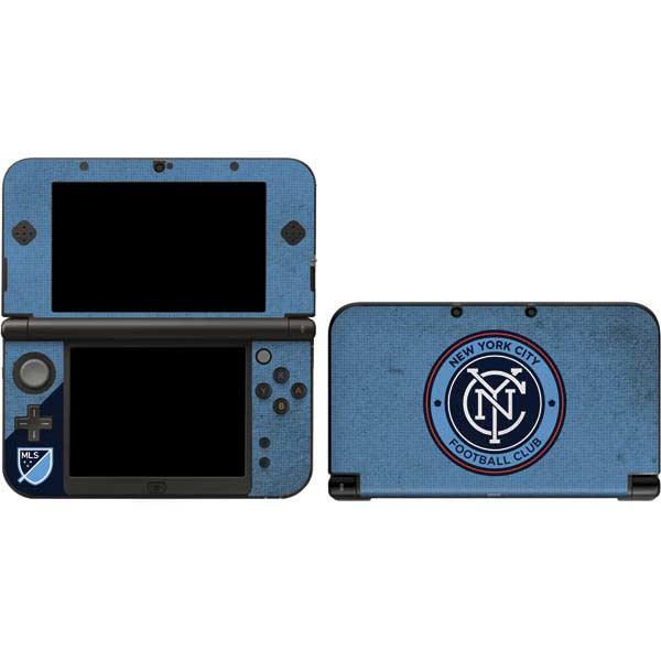 Shop New York City FC Nintendo Gaming Skins