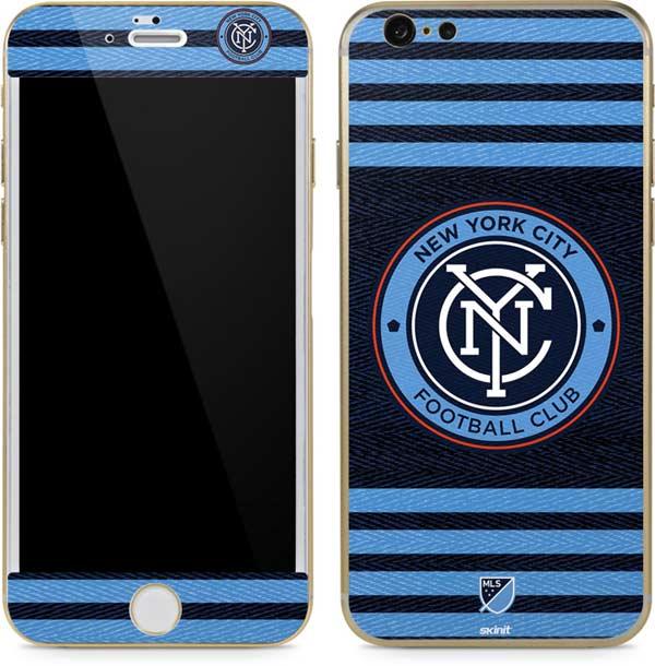 Shop New York City FC Phone Skins