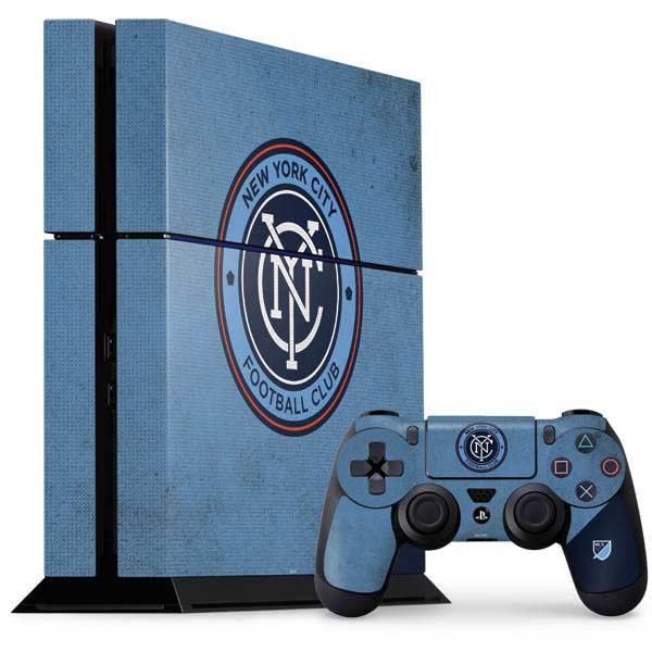 Shop New York City FC PlayStation Gaming Skins