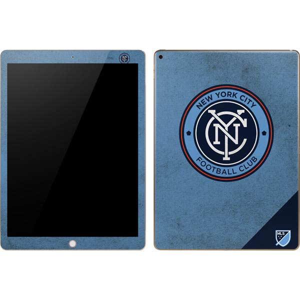 Shop New York City FC Tablet Skins