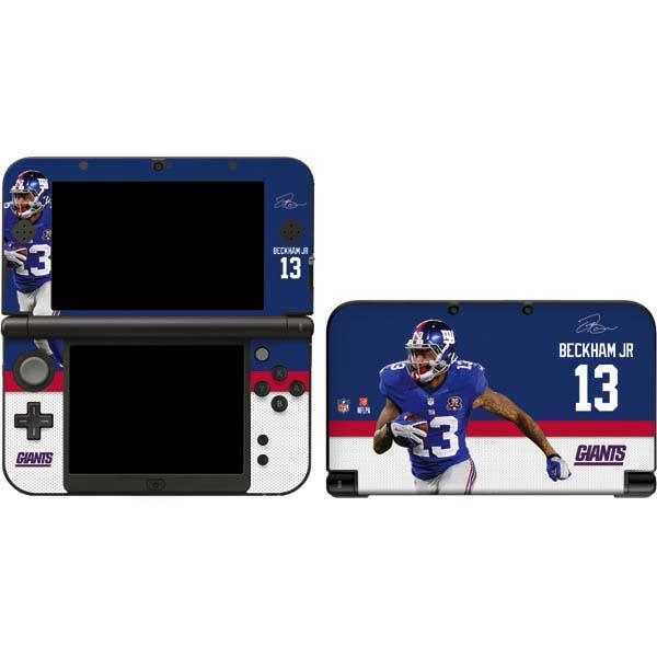 Shop New York Giants Nintendo Gaming Skins