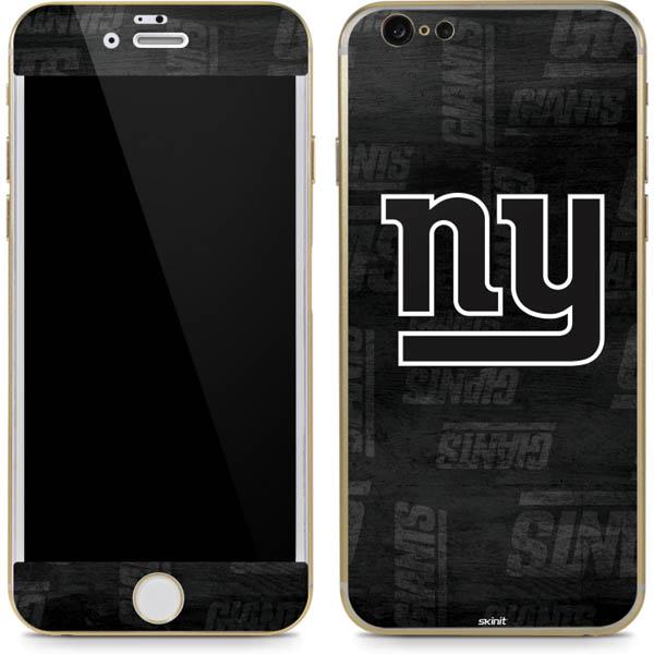 Shop New York Giants Phone Skins