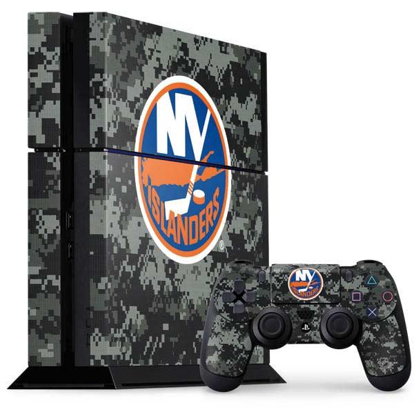 New York Islanders PlayStation Gaming Skins