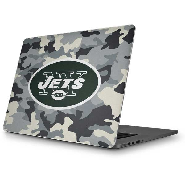 Shop New York Jets MacBook Skins