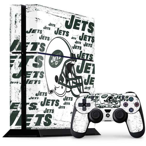 Shop New York Jets PlayStation Gaming Skins