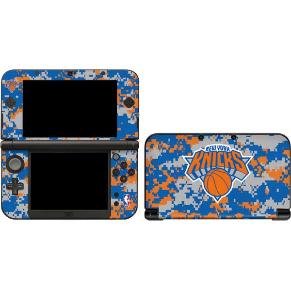 New York Knicks Nintendo Gaming Skins