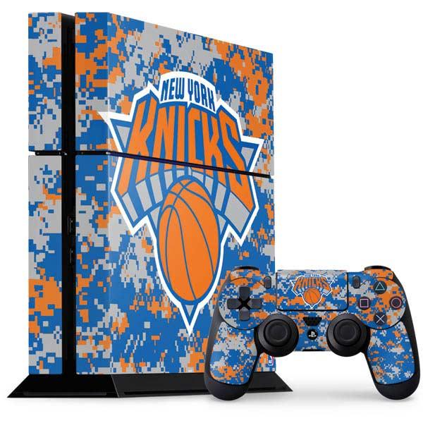 New York Knicks PlayStation Gaming Skins