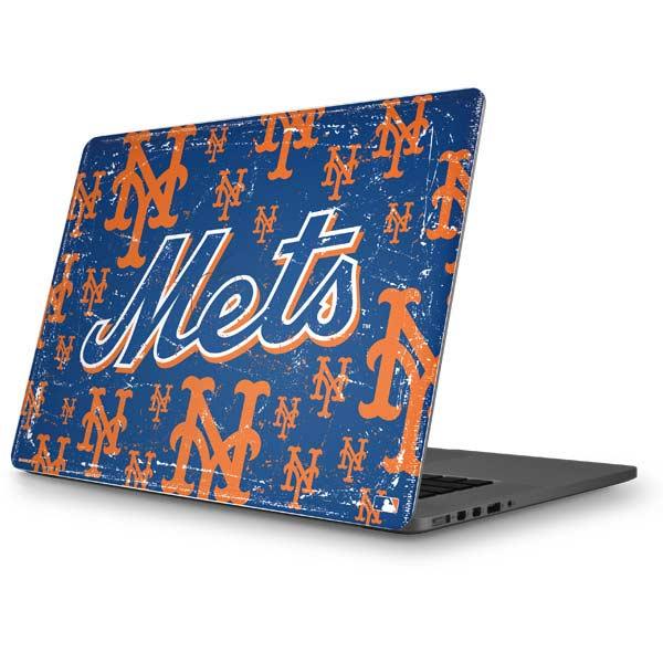 New York Mets MacBook Skins