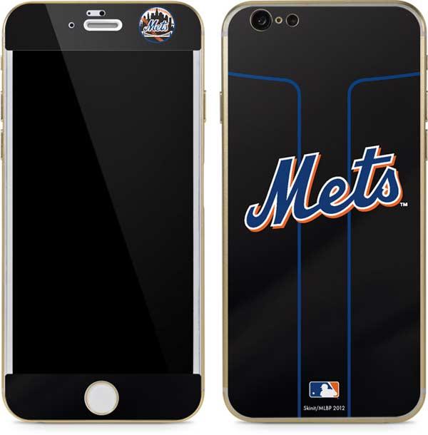 New York Mets Phone Skins