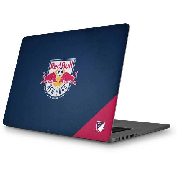New York Red Bulls MacBook Skins