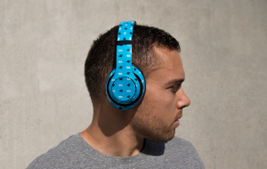NFL Headphone Decals
