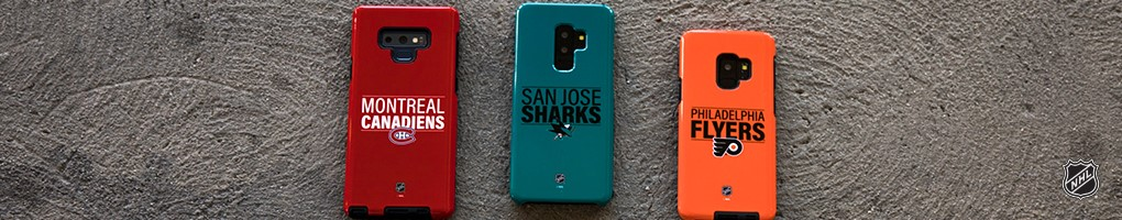 NHL Lineup Series Cases & Skins