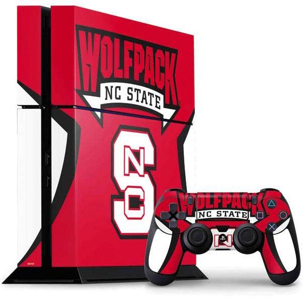 Shop North Carolina State PlayStation Gaming Skins