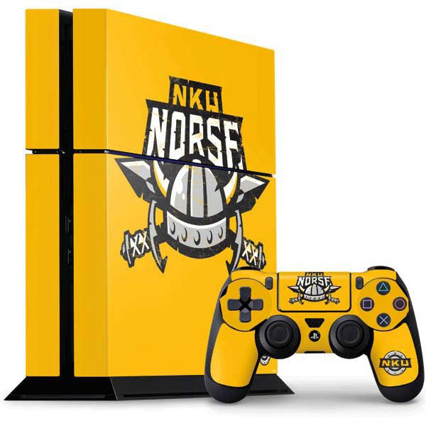 Northern Kentucky University PlayStation Gaming Skins