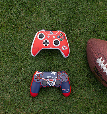 GAME TIME Houston Texans Silicone Case Cover Compatible with AirPod Battery Case