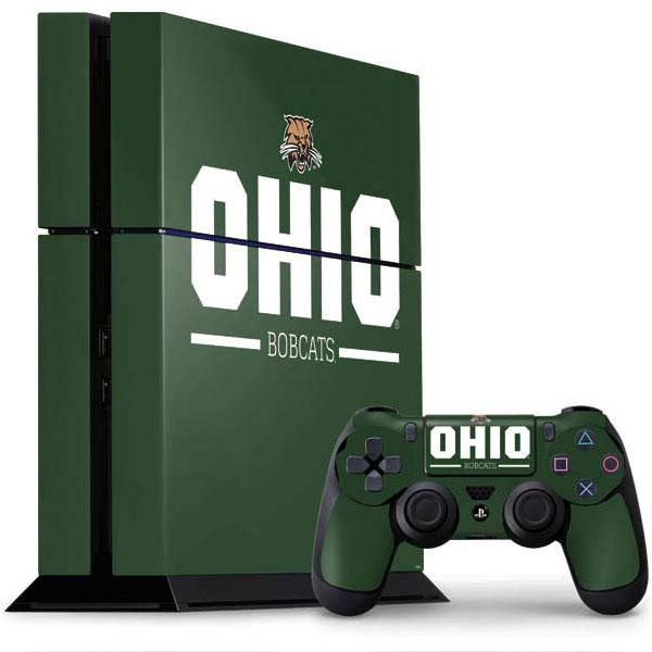 Shop Ohio University PlayStation Gaming Skins