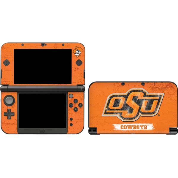 Oklahoma State University Nintendo Gaming Skins