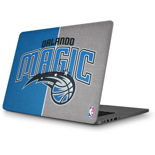 Orlando Magic MacBook Skins