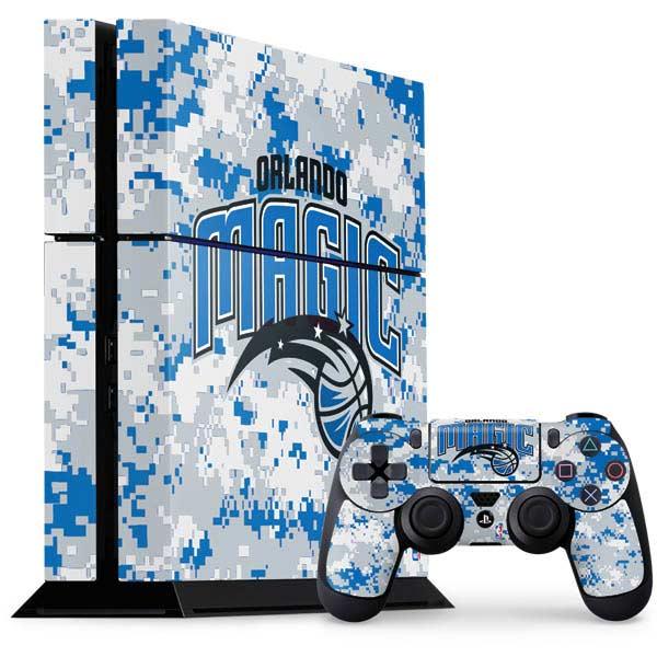 Orlando Magic PlayStation Gaming Skins