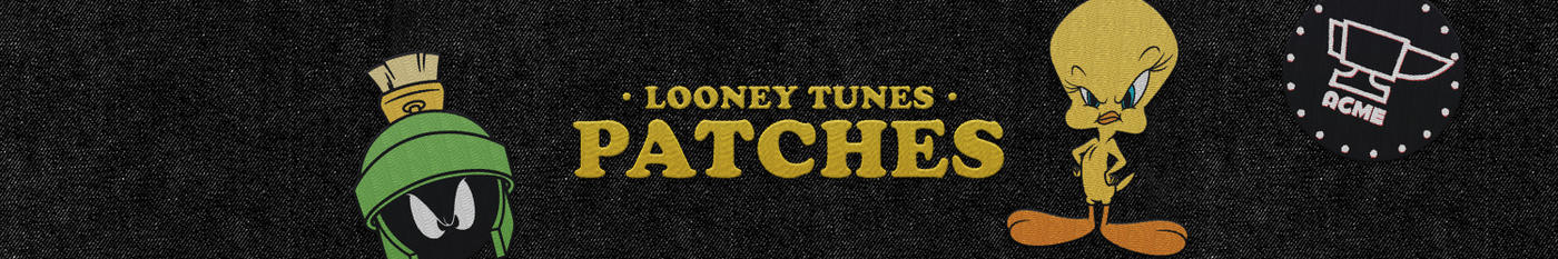 Skinit x Looney Tunes Patches Collection