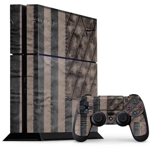 Patriotic PlayStation Gaming Skins