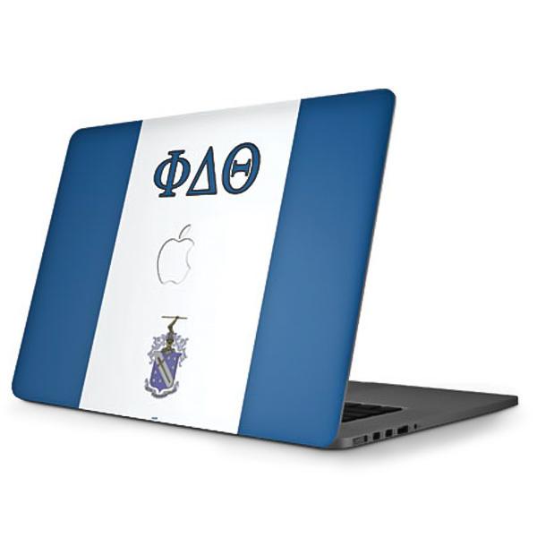 Shop Phi Delta Theta MacBook Skins