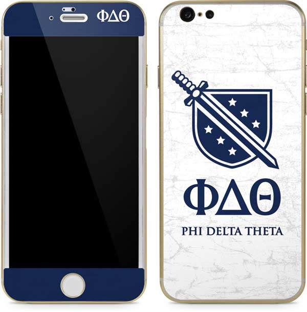 Shop Phi Delta Theta Phone Skins