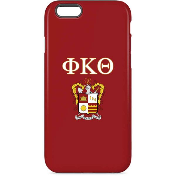 Phi Kappa Theta iPhone Cases