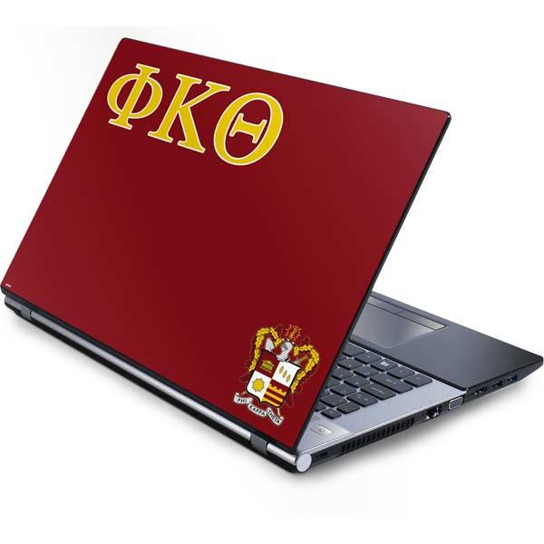 Phi Kappa Theta Laptop Skins